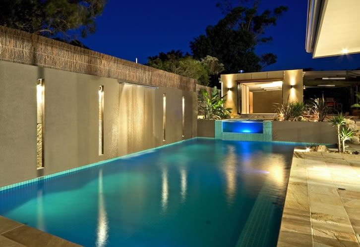 Inverloch Townhouse Swimming Pool, Garden and Landscape Design and ...